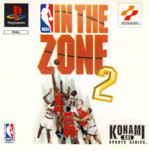 Juego online NBA In the Zone 2 (PSX)