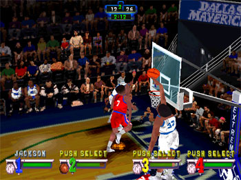 Imagen de la descarga de NBA Jam Extreme