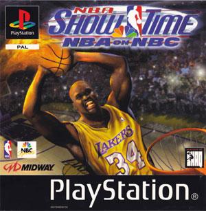 Portada de la descarga de NBA Showtime: NBA on NBC