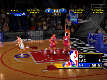 Imagen de la descarga de NBA Showtime: NBA on NBC