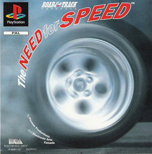 Portada de la descarga de Road and Track Presents: The Need for Speed