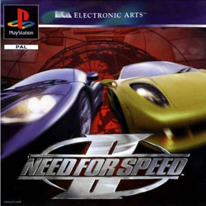 Portada de la descarga de Need for Speed II