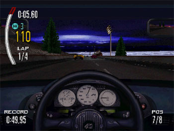 Imagen de la descarga de Need for Speed II