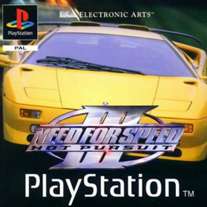 Carátula del juego Need for Speed III Hot Pursuit (PSX)