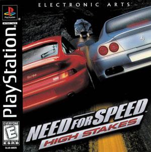 Portada de la descarga de Need for Speed: High Stakes