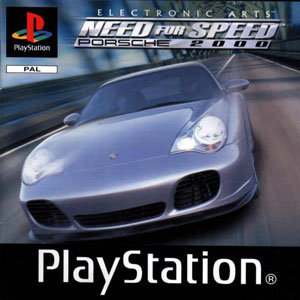 Portada de la descarga de Need for Speed: Porsche 2000