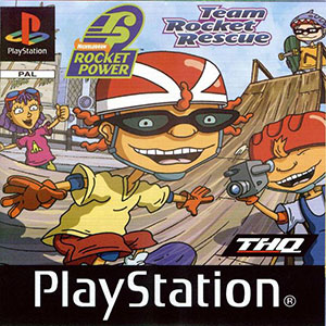 Juego online Rocket Power: Team Rocket Rescue (PSX)