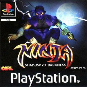 Carátula del juego NINJA Shadow of Darkness (PSX)