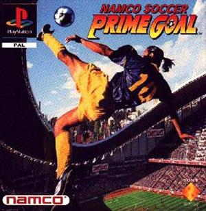 Carátula del juego Namco Soccer Prime Goal (PSX)