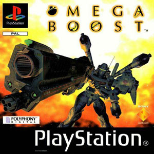 Juego online Omega Boost (PSX)