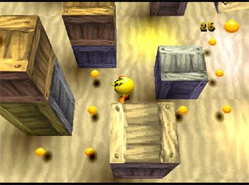 Imagen de la descarga de Pac-Man World 20th Anniversary