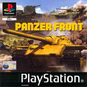 Portada de la descarga de Panzer Front