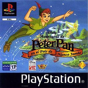 Portada de la descarga de Disney: Aventuras de Peter Pan en el Pais de Nunca Jamas