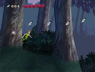 Imagen de la descarga de Disney: Aventuras de Peter Pan en el Pais de Nunca Jamas