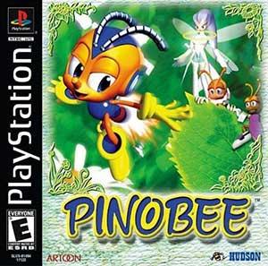 Portada de la descarga de Pinobee
