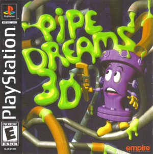 Portada de la descarga de Pipe Dreams 3D