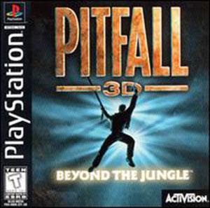 Portada de la descarga de Pitfall 3D: Beyond the Jungle
