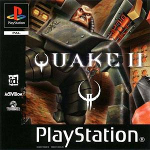 Portada de la descarga de Quake II