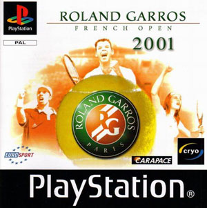 Portada de la descarga de Roland Garros French Open 2001
