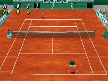 Imagen de la descarga de Roland Garros French Open 2001