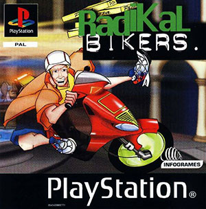 Juego online Radikal Bikers (PSX)