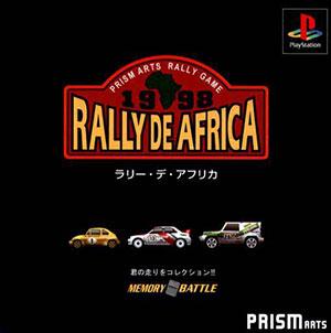 Portada de la descarga de Rally de Africa