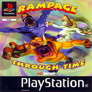 Portada de la descarga de Rampage Through Time