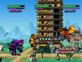 Imagen de la descarga de Rampage Through Time