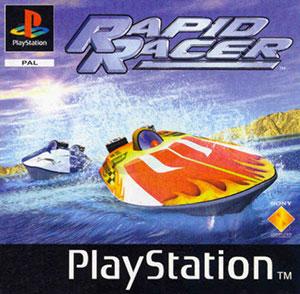 Juego online Rapid Racer (PSX)
