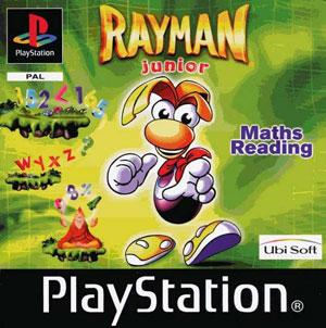 Portada de la descarga de Rayman Junior: Maths Reading Level 1