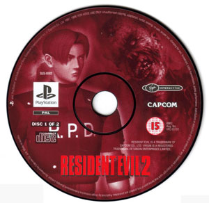 Portada de la descarga de Resident Evil 2