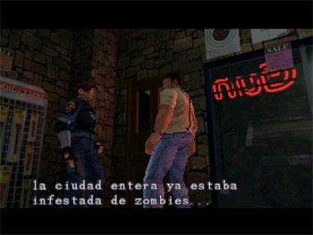 Imagen de la descarga de Resident Evil 2
