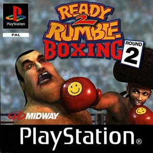 Juego online Ready 2 Rumble Boxing: Round 2 (PSX)