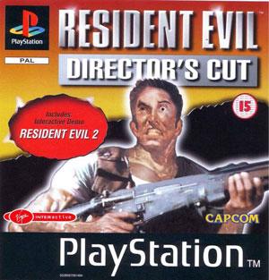 Carátula del juego Resident Evil Director's Cut (PSX)