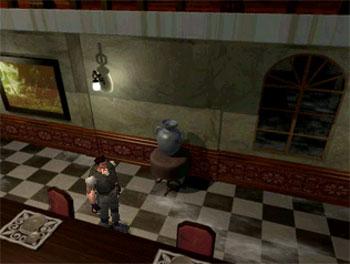 Pantallazo del juego online Resident Evil Director's Cut (PSX)
