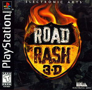 Portada de la descarga de Road Rash 3D