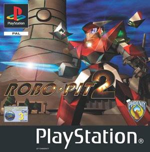 Portada de la descarga de Robo Pit 2