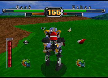 Imagen de la descarga de Robo Pit 2