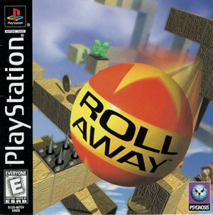Portada de la descarga de Roll Away
