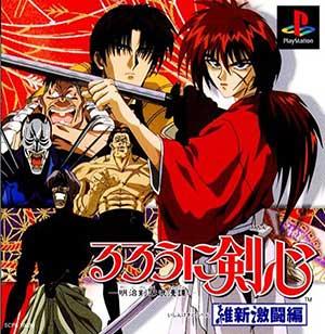Juego online Rurouni Kenshin: Ishin Gekitouhen (PSX)