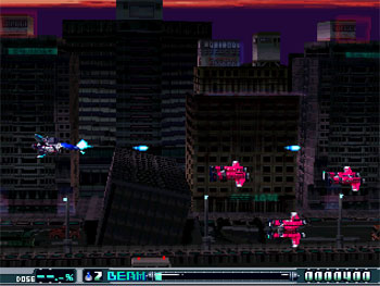 Imagen de la descarga de R-Type Delta