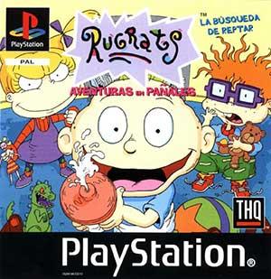 Juego online Rugrats: La Busqueda de Reptar (PSX)