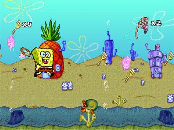 Imagen de la descarga de SpongeBob SquarePants: SuperSponge