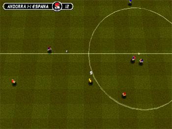 Imagen de la descarga de Sensible Soccer