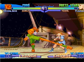 Imagen de la descarga de Street Fighter Alpha 3