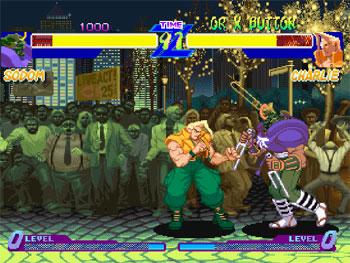 Imagen de la descarga de Street Fighter Alpha: Warriors' Dreams