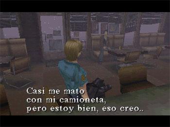 Pantallazo del juego online Silent Hill (PSX)