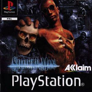 Carátula del juego Shadow Man (PSX)