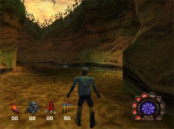 Pantallazo del juego online Shadow Man (PSX)