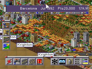 Imagen de la descarga de SimCity 2000